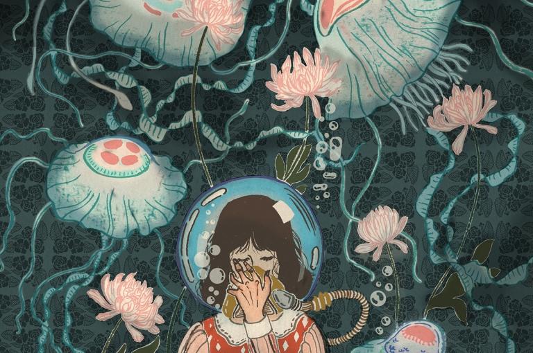 Tín Trần The Drowning Jellyfish