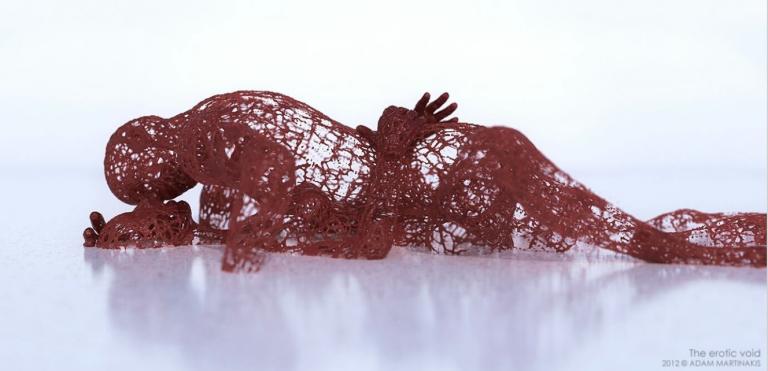 Adam Martinakis  The Erotic Void 2014