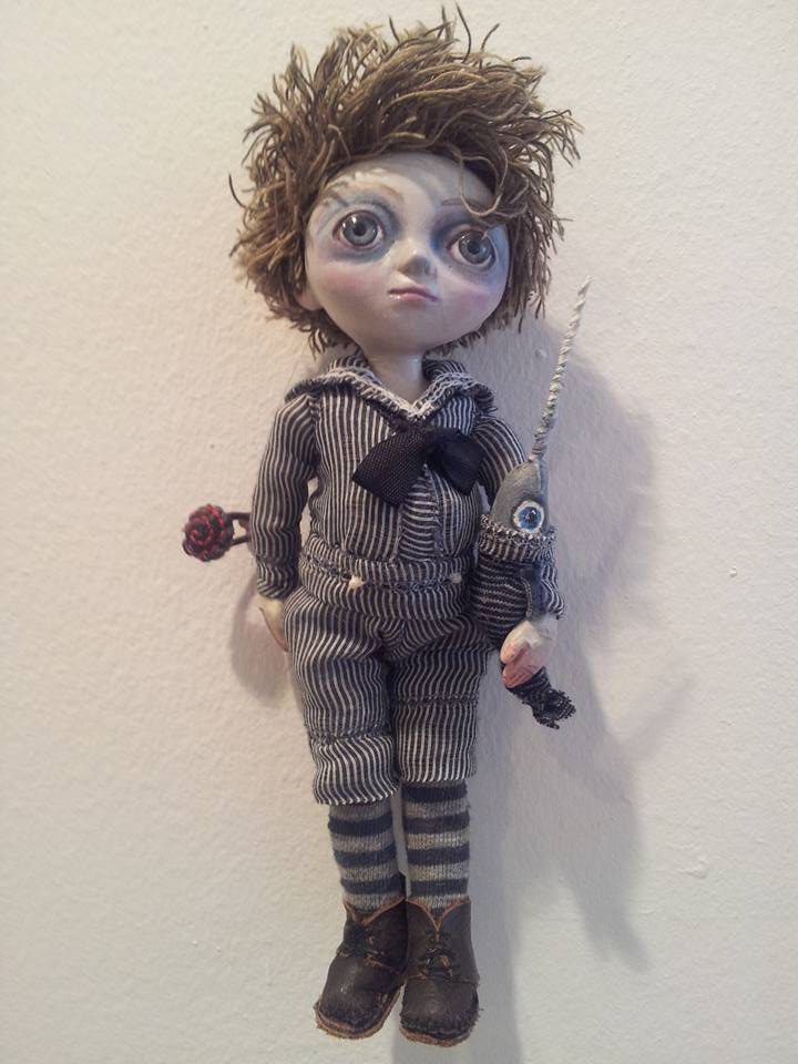 Sam Crow Doll