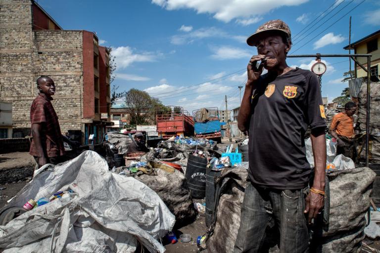 two-men-tony-corocher-beauty-in-hell-kenya