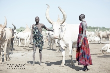 Indeginous Tribe in South Sudan