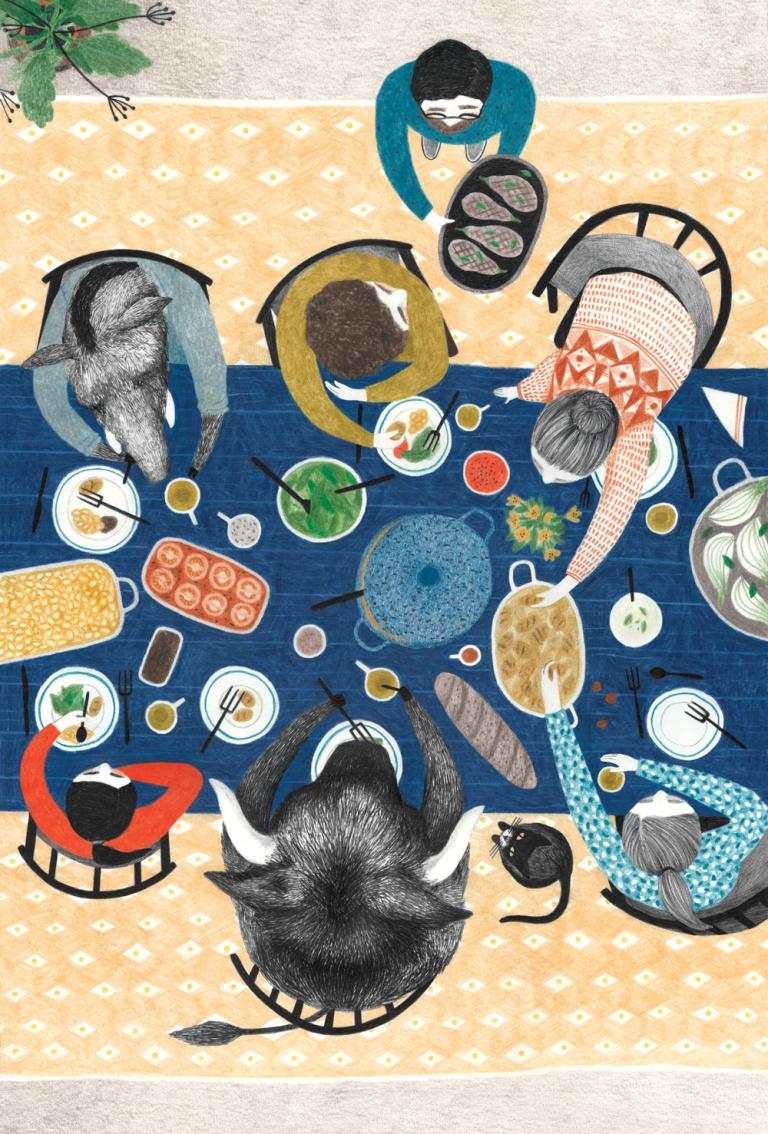 FLOW_FoodBook_spread_LiekevanderVorst1