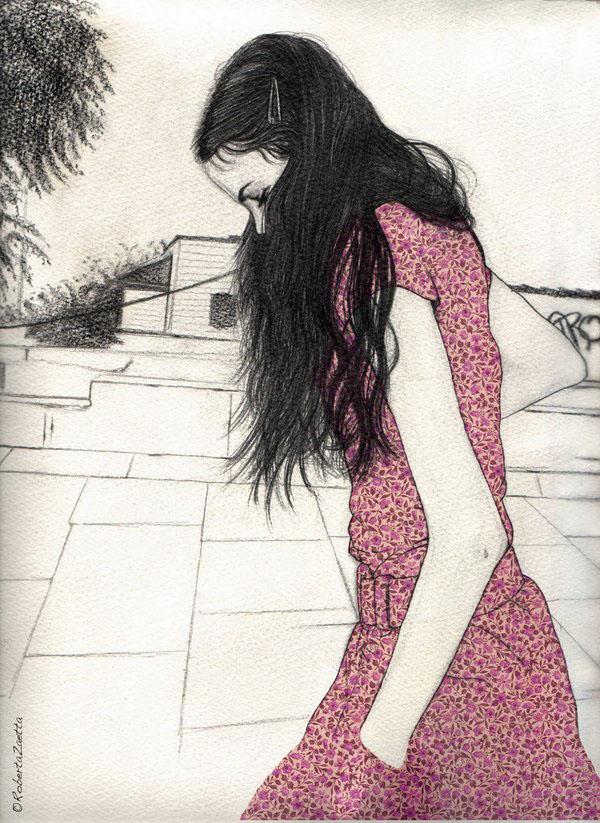 Girl by Roberta Zeta
