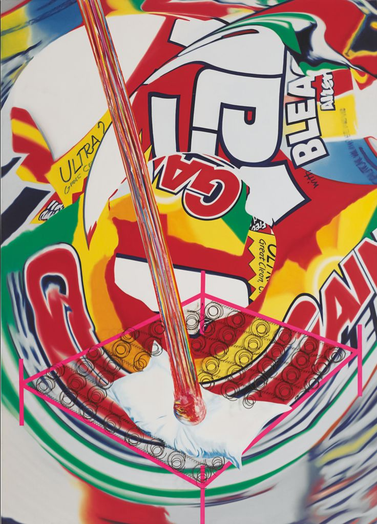 James Rosenquist For the Artist 1965.jpg