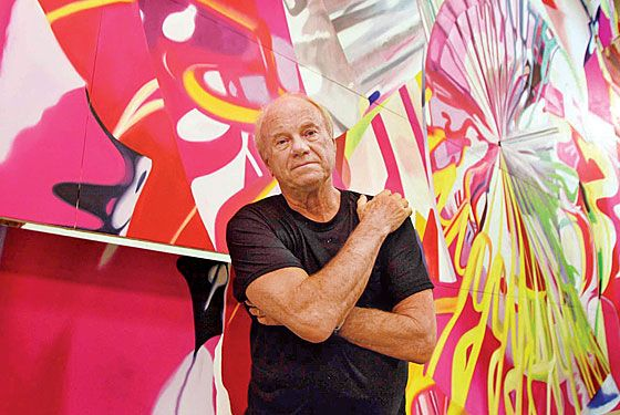James Rosenquist via NYM