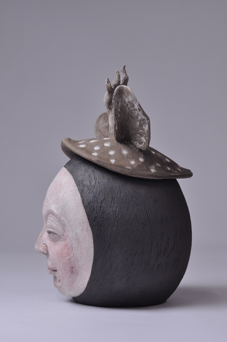 Harn-Kae-Chao, Art, Contemporary-Art, Asian-Art, Sculpture, Ceramics