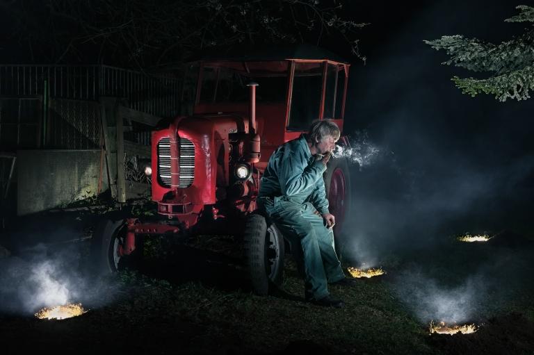Tractor from Red Series by Ersen Sariozkan.jpg